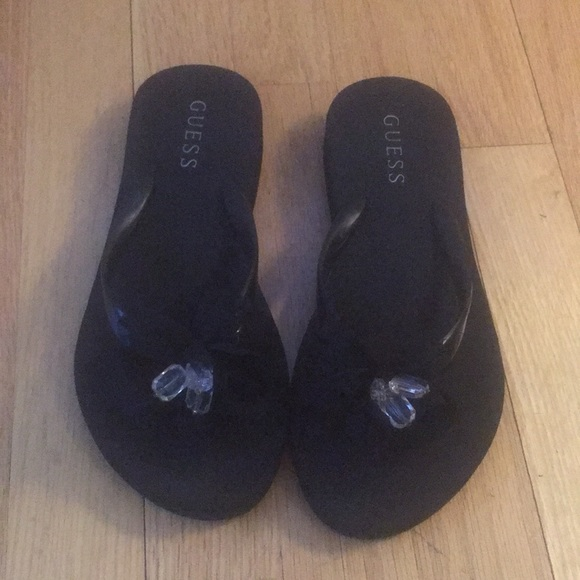 ee9fae9b6797 Guess Shoes - GUESS Fashion FIip Flop sz 6M
